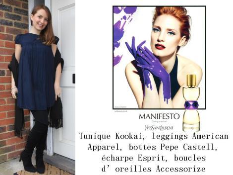 Look parf Manifest