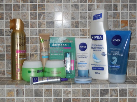 Drugstore skincare