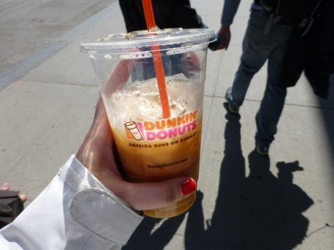 caffé frappé