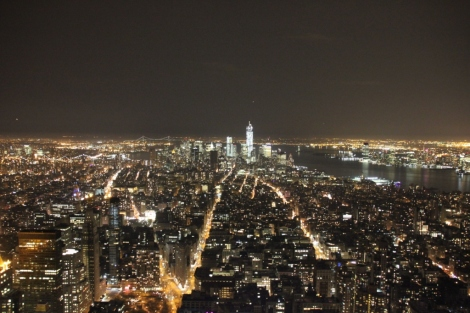 ny by night