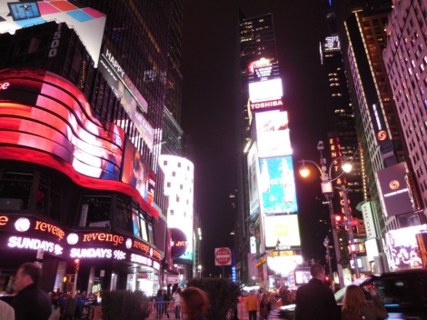 time sq