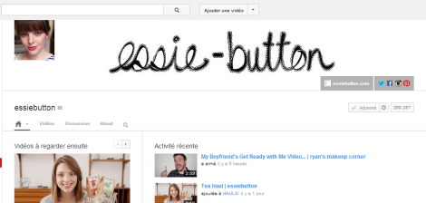 youtube, essiebutton