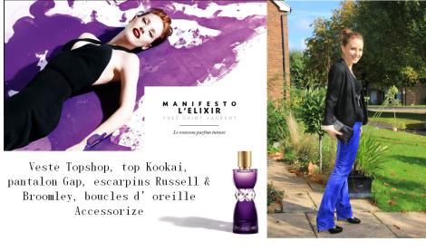 Look parf Mani elix