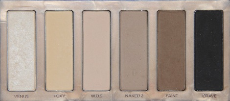 urban decay, naked basics, palette, make-up