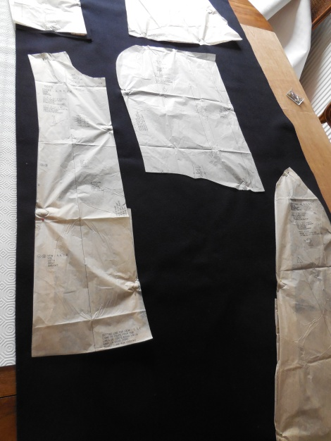 cape, patron, DIY, couture, tissu