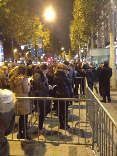 H&M, Champs-Elysées, Isabel Marant