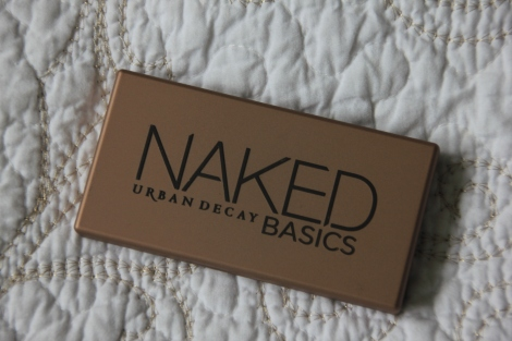 urban decay, naked basics, palette