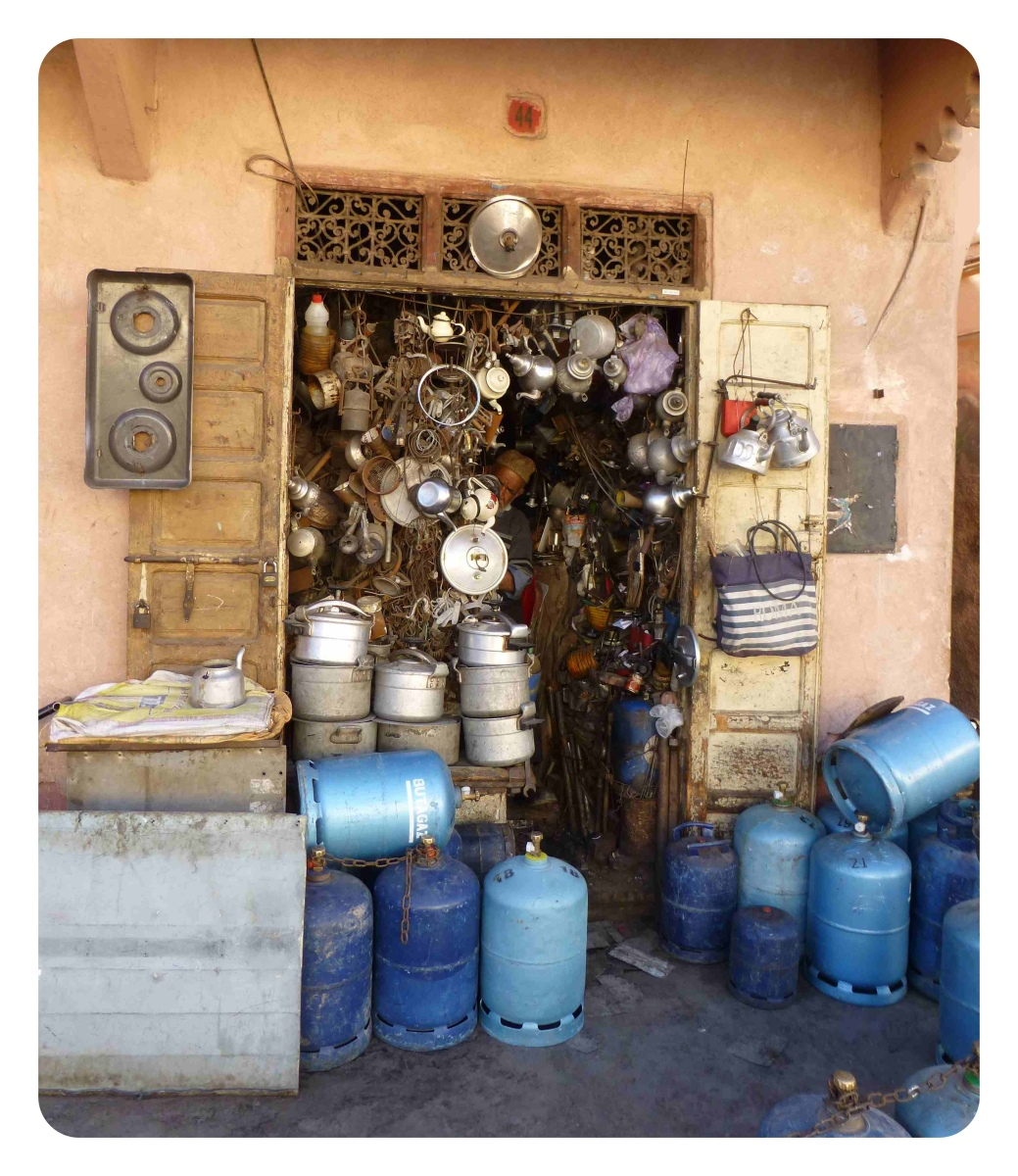 5 jours à Marrakech #part1