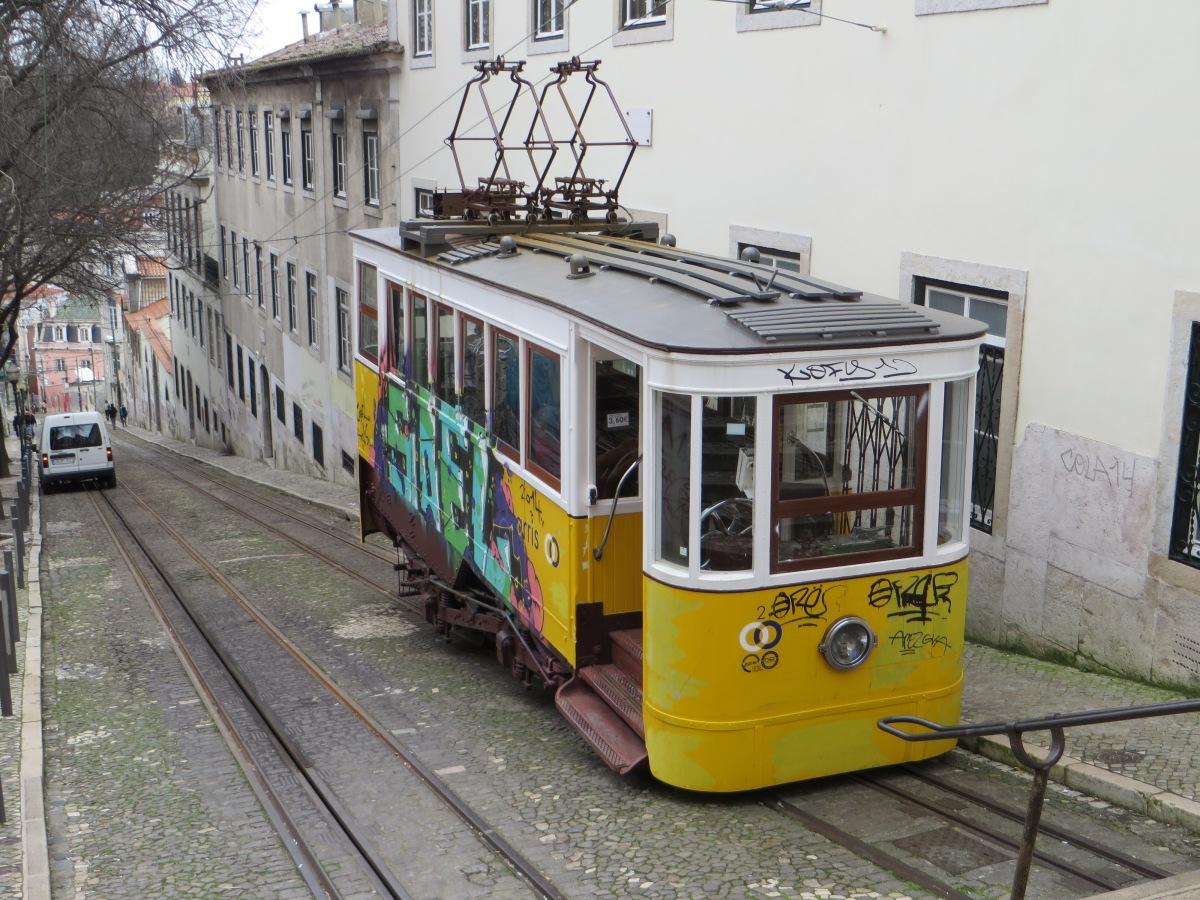 Trois jours à Lisbonne