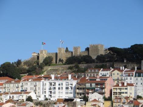Lisbonne château