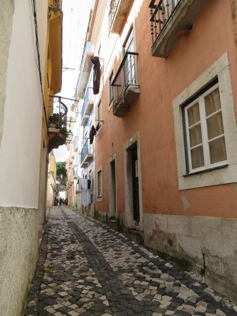 Lisbonne ruelle
