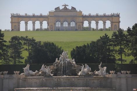 Vienne, Viena, Wien, Schönbrunn