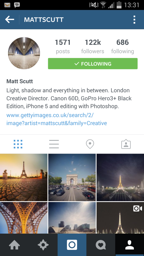 instagram, london, matt scutt