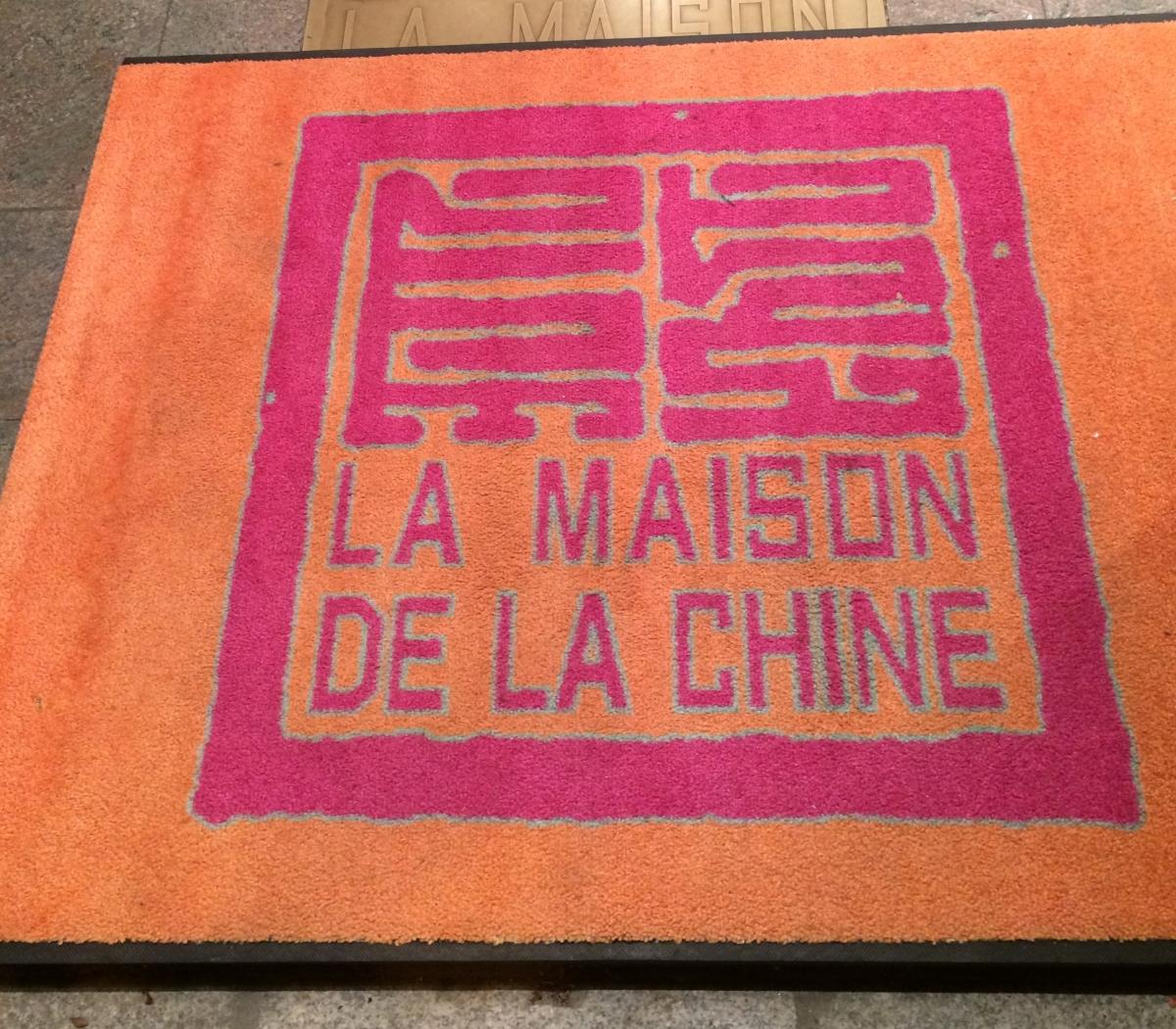 Tea time la maison de la chine - Maison de la chine paris ...