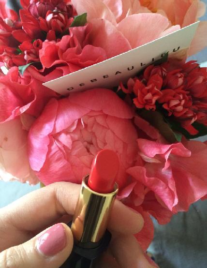 flower_lip stick