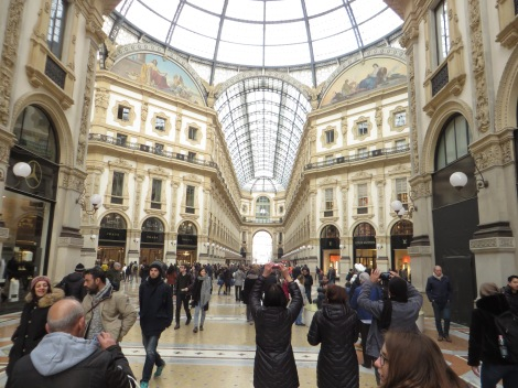 Galerie Vittorio Emmanuele II