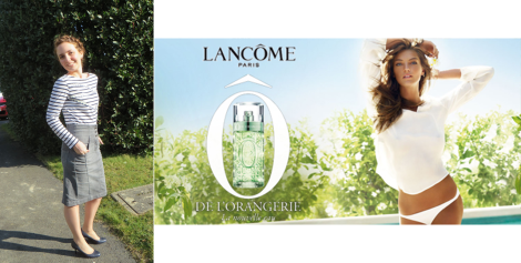 Look parf O Orangerie