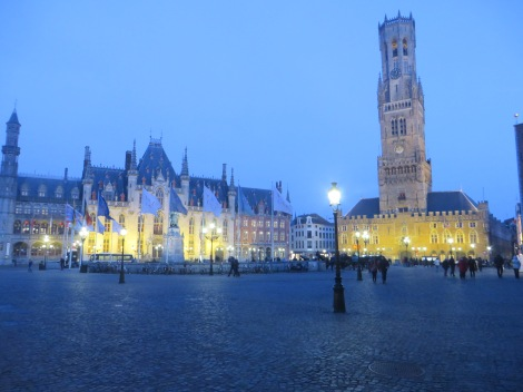 bruges, weekend, citybreak