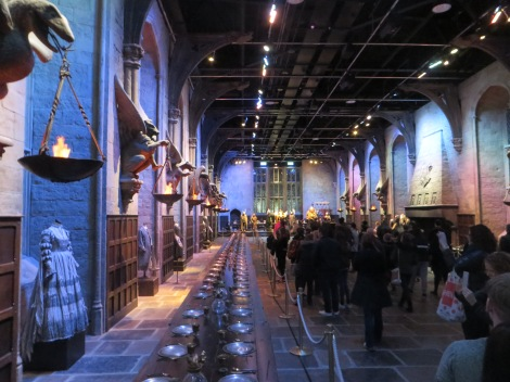 Harry Potter Studios, Warner Bros Studio tour