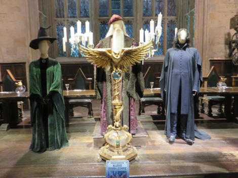 Harry Potter Studios, Warner Bros Studio tour, London