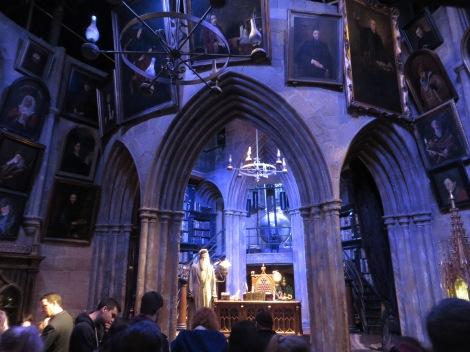 Harry Potter Studios, Warner Bros studio tour, London