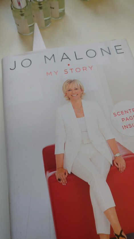 Jo Malone, Jo loves, My story